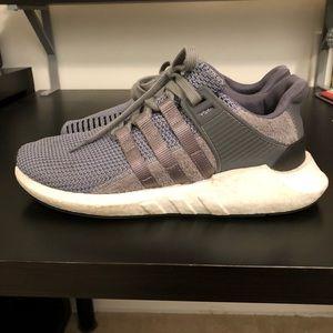 Adidas EQT boost Size 10 grey